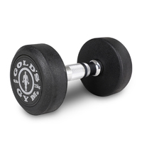 Gold's Gym Rubber Dumbbell - 7.5kg